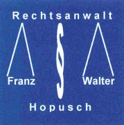 Rechtsanwalt Franz Walter Hopusch