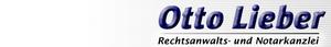 Rechtsanwalt Notar Otto Lieber