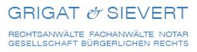 Rechtsanwalt Notar Stephan Grigat