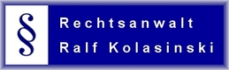 Rechtsanwalt Ralf Kolasinski