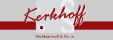 Rechtsanwalt Reinhard Kerkhoff