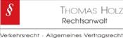 Rechtsanwalt Thomas Holz