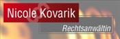 Rechtsanwältin Nicole Kovarik