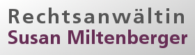 Rechtsanwältin Susan Miltenberger