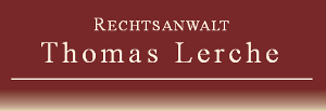 Rechtsanwalt Thomas Lerche