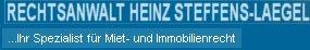 Rechtsanwalt Heinz Steffens-Laegel