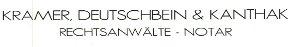 Rechtsanwalt Hans-Werner Kanthak