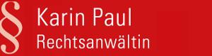 Rechtsanwältin Karin Paul