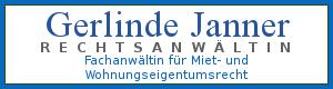 Rechtsanwältin Gerlinde Janner