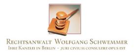 Rechtsanwalt Wolfgang Schwemmer
