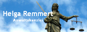 Rechtsanwältin Helga Remmert