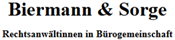 Biermann & Sorge GbR in Bürogemeinschaft