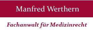 Rechtsanwalt Manfred Werthern MBA